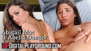 Digital Playground - Abigail Mac & Abella Danger Compete for Best Office Slut