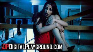 Digital Playground - Skinny Brunette Jillian Janson Takes Cumshot