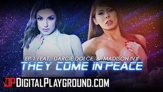 Digital Playground - Big Tit Lesbians Madison Ivy & Darcie Dolce Lick Ass