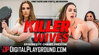 Digital Playground - Lesbian MILFs Chanel Preston & Kaylani Lei Licking Mature Pussy