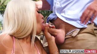 Digital Playground - Empty Nesters Episode 1 Bridgette B & Keiran Lee