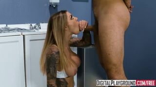 Digital Playground - Hold the Moan Part 1 Danny Mountain&Karma RX