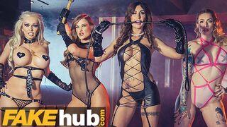 Fakehub Originals - Classic Retro Style Movie Porn Trailers Big Tits Orgy Lesbian MILF Teen Big Ass