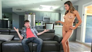 Bratty Sis - Step Sister Likes To Be Naked