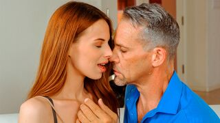 Daddy 4K - Who's going to comfort your girlfriend? Your daddy, of course!