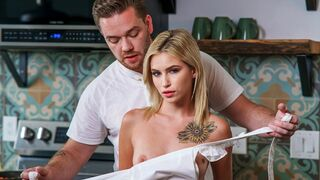 """Nubile Films - Kiara Cole: """"Your Cooking was just too steamy"""""""
