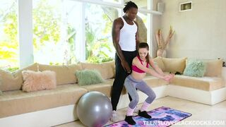 Tempting The Personal Trainer