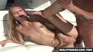Captain Stabbin - Marley Josh Gets Ass Fucked on a Boat