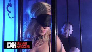Deviant Hardcore - Lyra Law Gets Fucked Anal from a Massive Cock