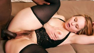 Prime Euro - European MILF Magda wants to try some black cock