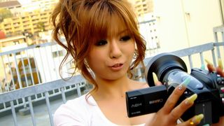 Nippon HD - Cute Japanese girl wears a vibrator in her shorts