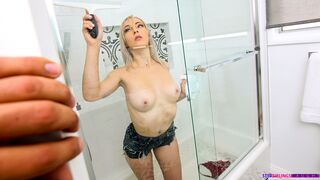 Step Siblings Caught - Touch My Titties