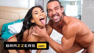 Brazzers - Stuck at Home Jada Kai and her Boyfriend Decide to make a Sextape