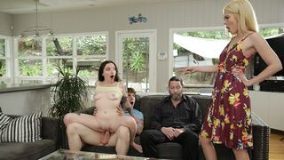 """Family Swap XXX - Swapdad: """"I probably shouldn't be Watching This"""""""