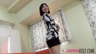 Japan Lust - Japanese MILF Wants Younger Cock Inside Her