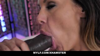 Mylf - Big Titted Milf Mckenzie Lee Gets Worshipped By Hung Dude