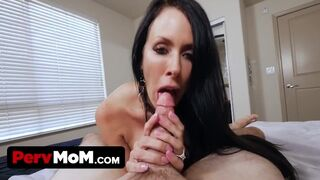 """Perv Mom - """"Just a Quickie, Stepson... nothing More"""""""