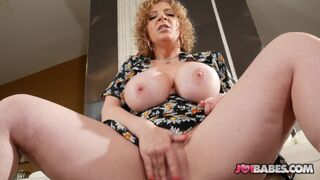 JOI Babes - Busty Cheating Housewife Sara Jay