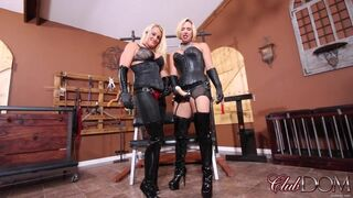 Strap-On Queens - JOI