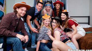 Dare Dorm - Western Party