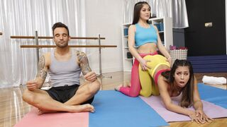 Big Naturals - Hottest Yoga Youll Ever See