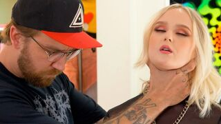 Evil Angel - Blonde Natalia: Fuck, BJ & Cum Facial