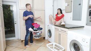 Twistys Hard - Lusty Laundry Day