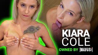 Mofos - Dirty Delivery Girl Kiara Cole Rides Big Cock POV