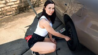 Look at Her Now - Rotating Her Tires