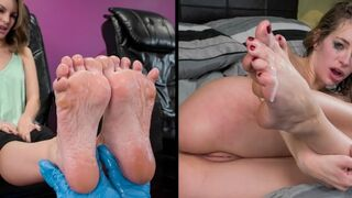 Look at Her Now - Pedicure Her