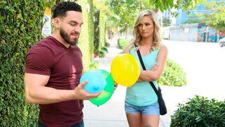 Public Pickups - Water Balloon Prank
