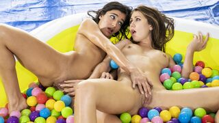 When Girls Play - Emily Willis , Paige Owens in Ballin' Booties