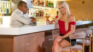Dane Jones - Czech blonde seduces the bartender