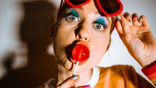 Evil Angel - Chloe: Anal Gape-Farting & Cum Facial
