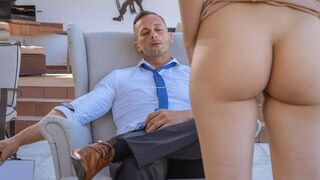 Dane Jones - Brunette seduces cheating therapist