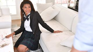 Black Valley Girls - Ebony Princess Gets Elected