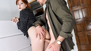 Ginger Patch - Banging Your Sons Redheaded Friend