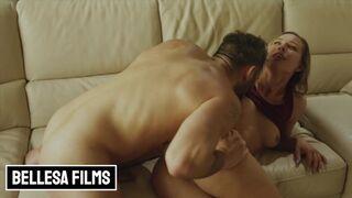Bellesa Films - Roommates Aidra Fox & Damon Dice have some Sexual Tension Upsetting the Balance