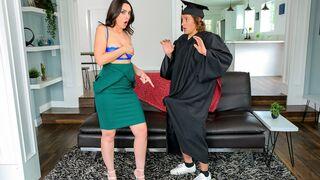 Moms Teach Sex - Stepsons Graduation Day