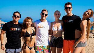 Sex Art - SexArt Holiday On Mykonos Episode 8