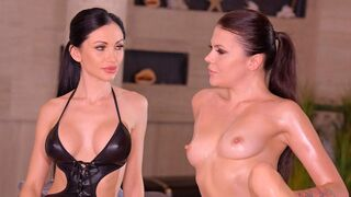 Porn World - Nympho MILF Sasha Rose Has a Wild Cunt Massage by Verona Sky