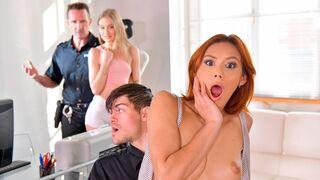 Porn World - Naughty Girls Sentenced to an Ass Fucking Orgy