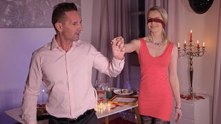DDF Network - Playful young angel Rose is enjoying his massive boner so much