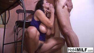 Hot 4 Milf - Gorgeous Babe with Big Tits needs all the Cock