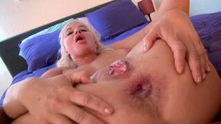 Analized - London River: Real Life Of An Anal Cum Dumpster