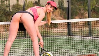 Analized - Stella Cox: Wants More Than A Tennis Lesson