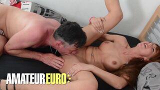 Reife Swinger - Horny German Mature has Amazing Fuck with her Neighbor