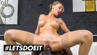 Her Limit - MILF Russian Model Elen Million Anal Riding a Big Black Cock Full Scene