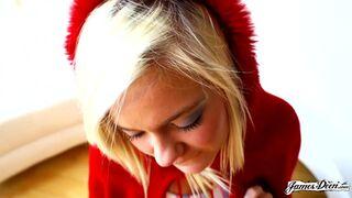 James Deen - Chloe Foster is Little Red Cock-riding Hood
