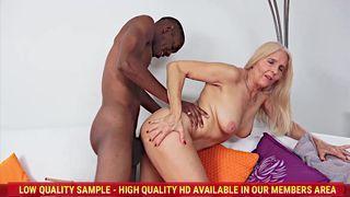 AllOver30 - Chery Leigh Interracial Sex